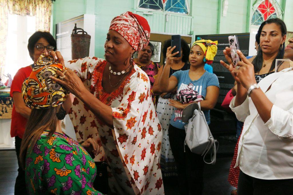 Día Mundial del Folclore en Panamá
