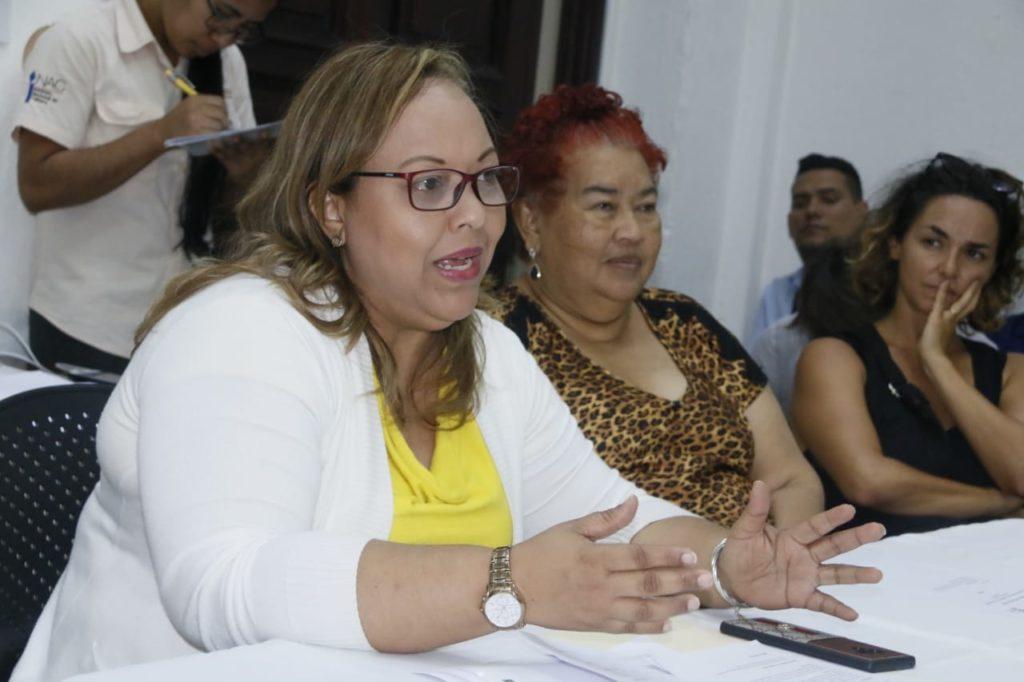 Mesa de diálogo para la conservación ambiental en el Casco Antiguo