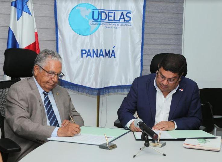 MiCultura y UDELAS firman convenio marco de cooperación