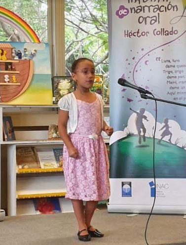 Abierta las inscripciones para niños que les gusta narrar cuentos