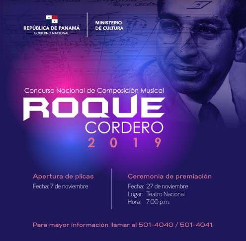 Concurso de Composición Musical Roque Cordero