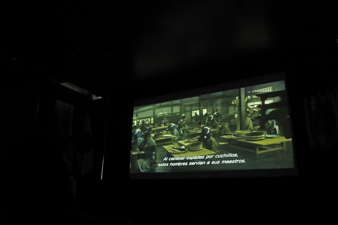 Cine japonés gratis