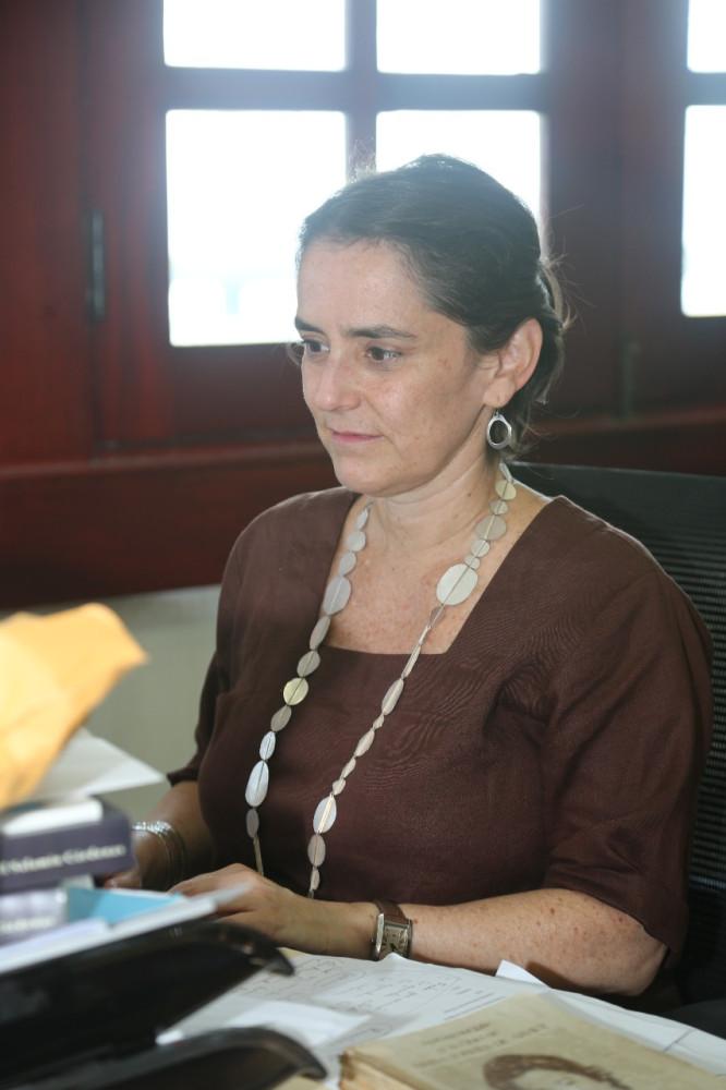 Historiadora Marixa Lasso recibe Premio William M. LeoGrande