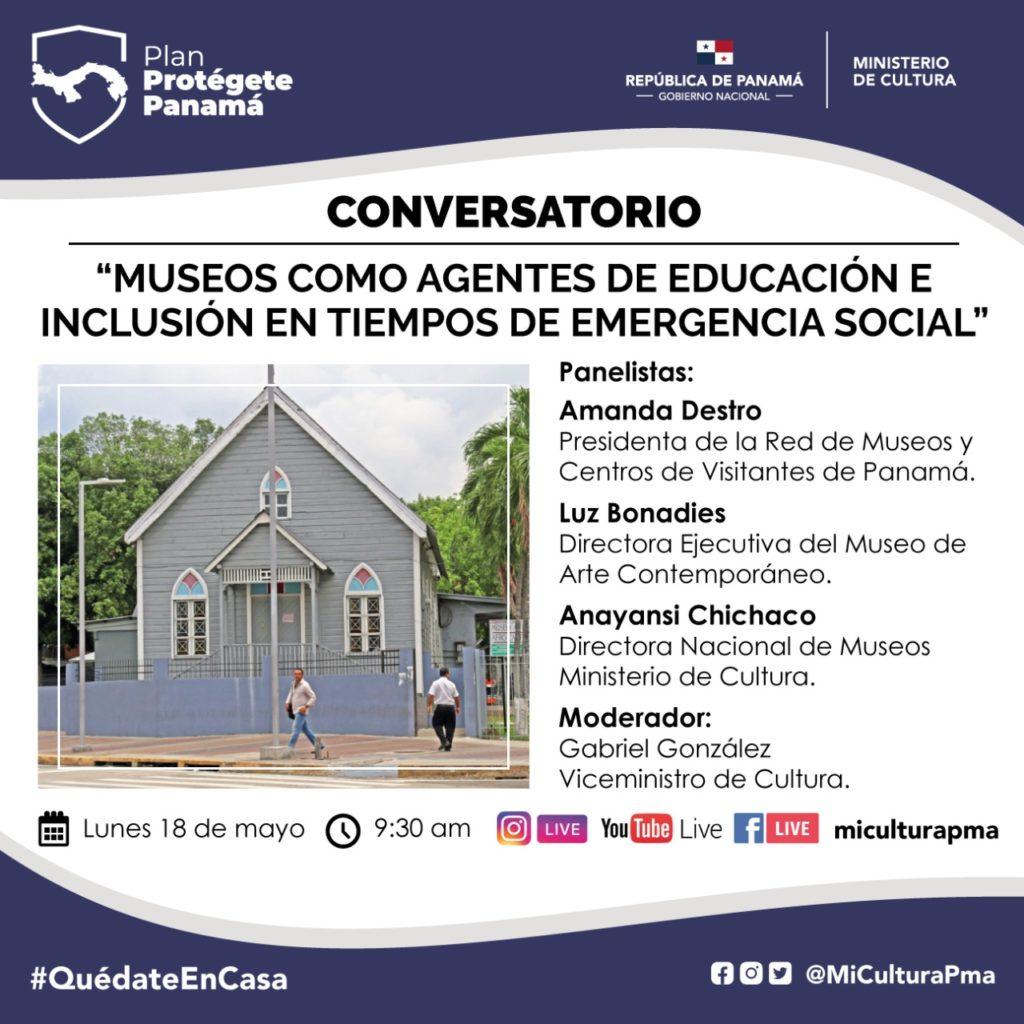 Museos como agentes inclusivos en tiempos de Emergencia