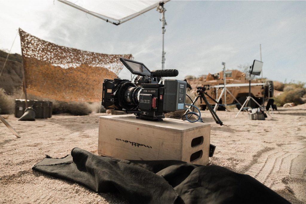 Desarrollo de proyectos: Cine y TV