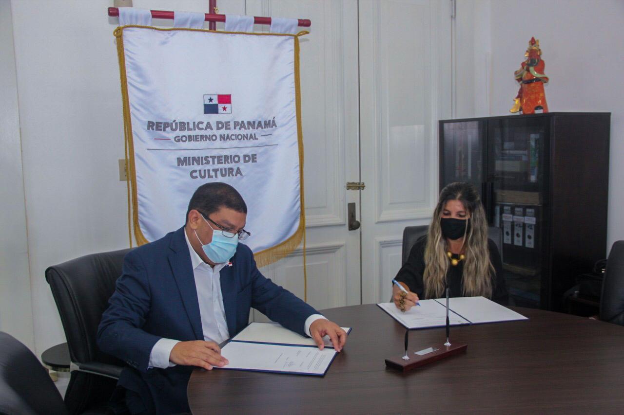 MiCultura y Fundación Ciudad del Saber firman Convenio Marco de Cooperación Cultural