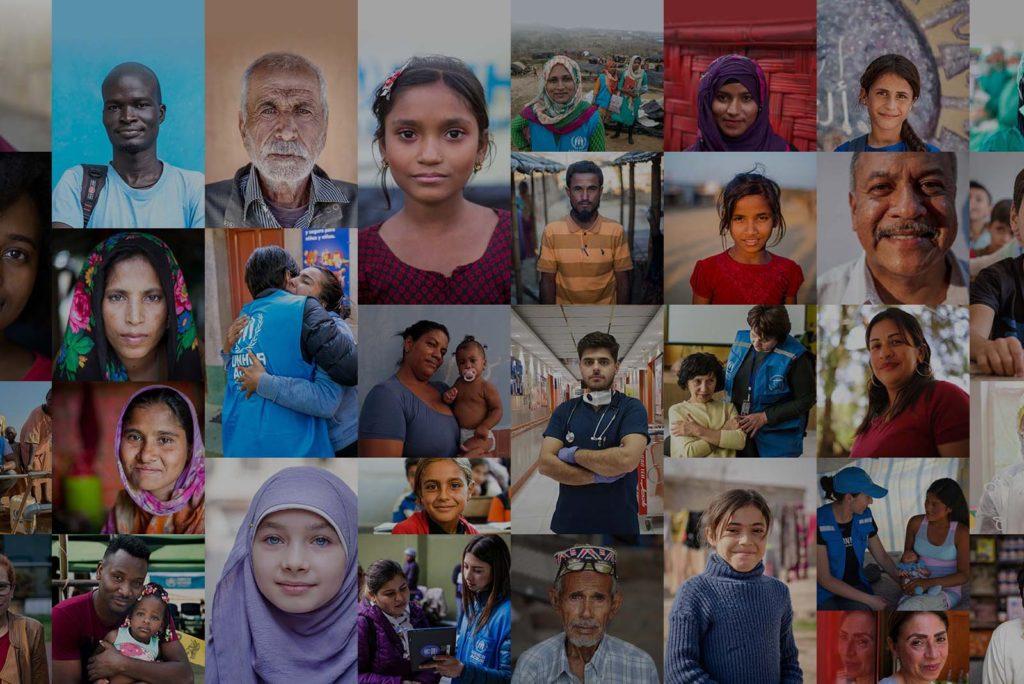 """""""Sueños"""", Día Mundial del Refugiado."""