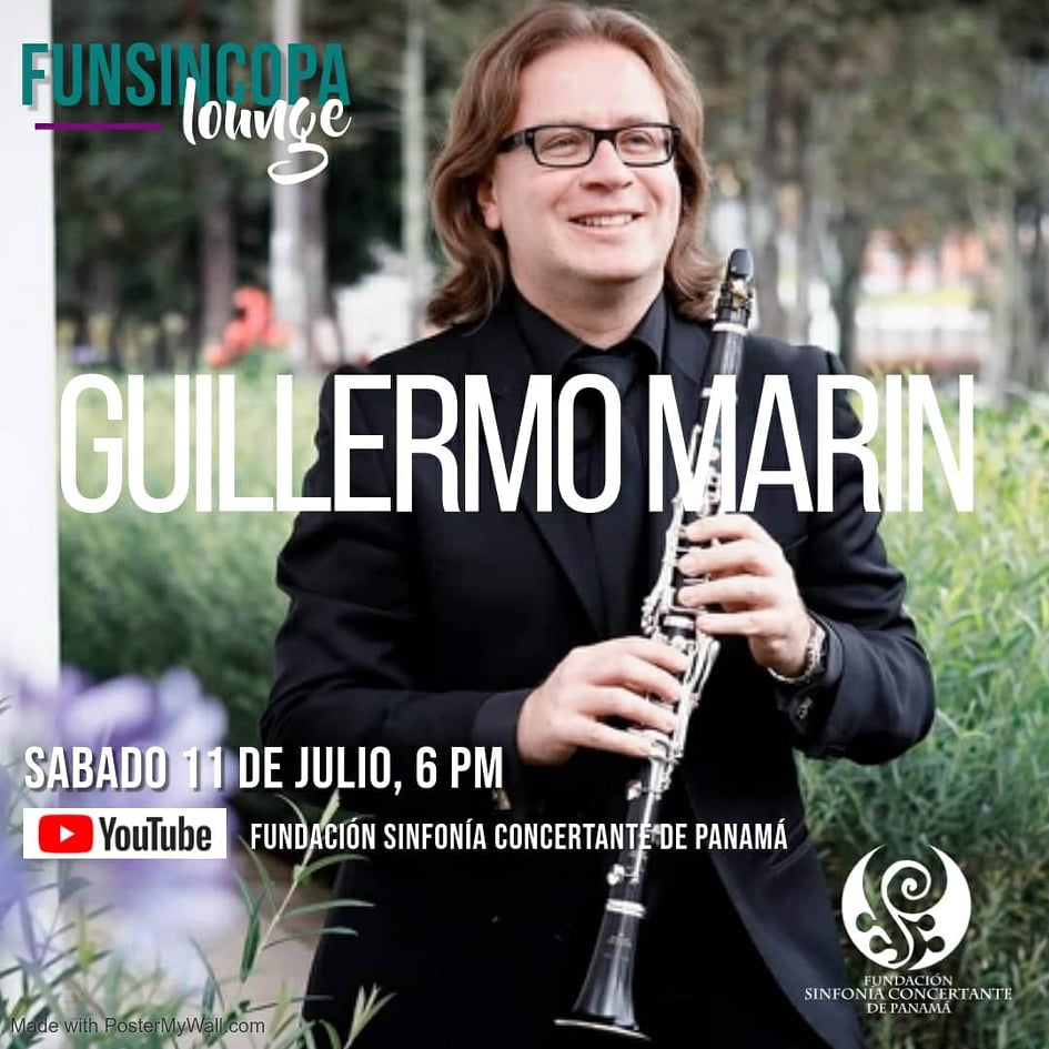 FUNSINCOPA Lounge – Guillermo Marín