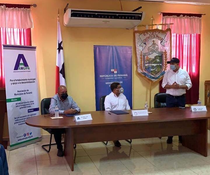 MiCultura y AMUPA firman Convenio Marco de Cooperación Cultural