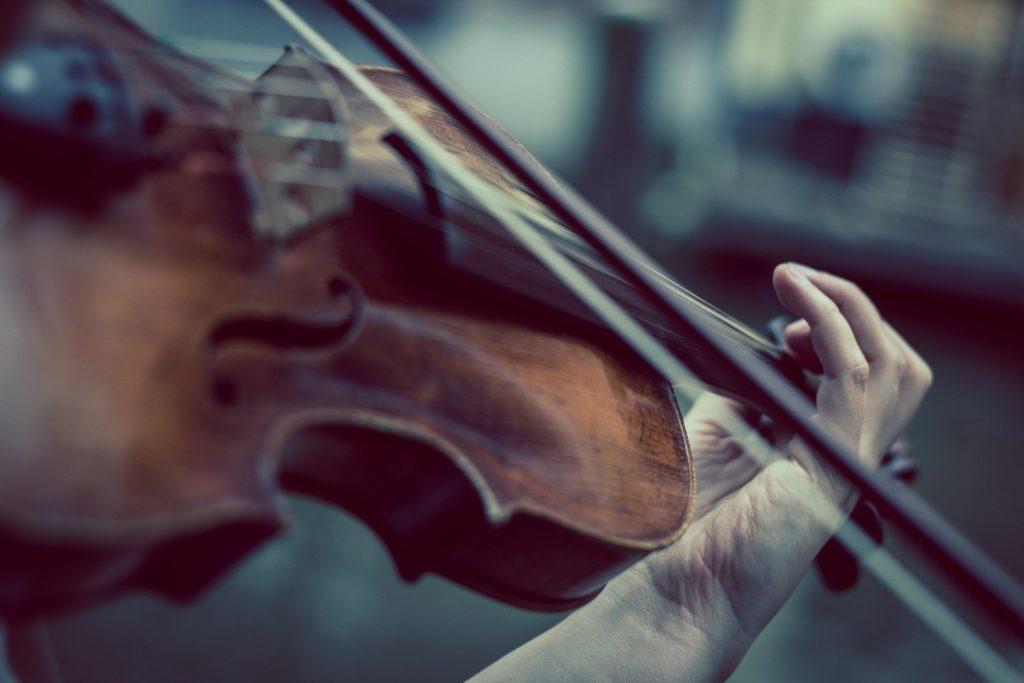 """3era Charla  """"Historia del violín"""""""