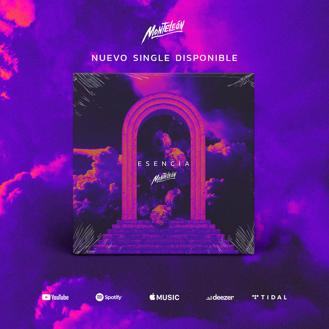 """Monteleón presenta """"ESENCIA"""", su nuevo tema musical 2020."""