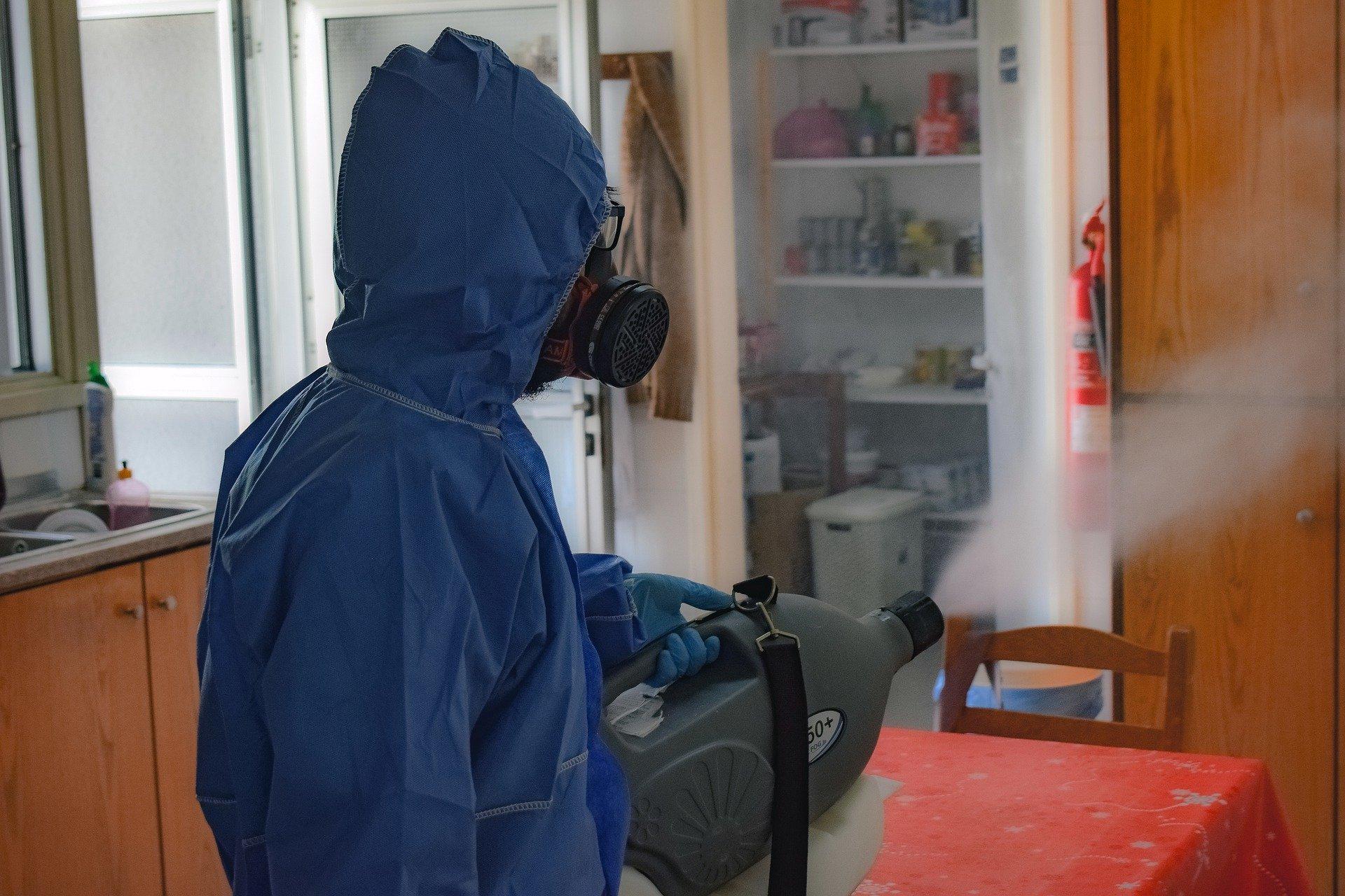 Higiene y Desinfección en el  Trabajo