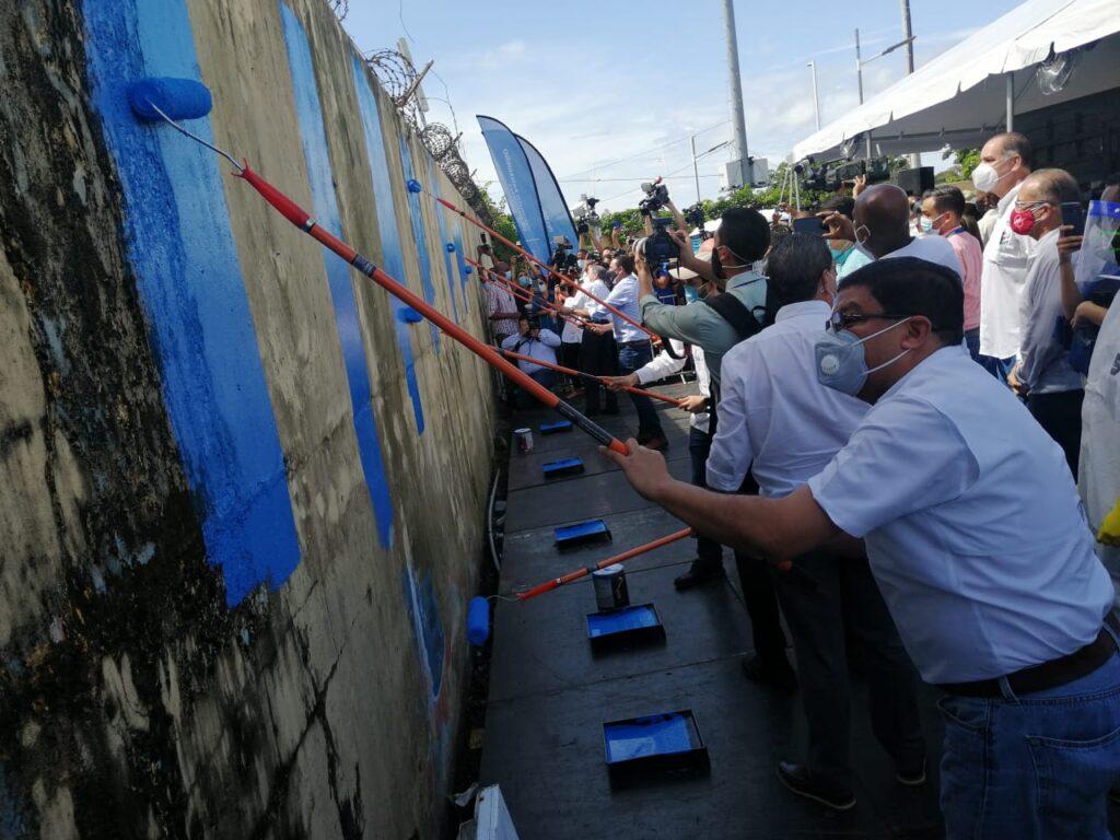 """Programa """"Recuperando Mi Barrio"""" incluye arte y cultura."""