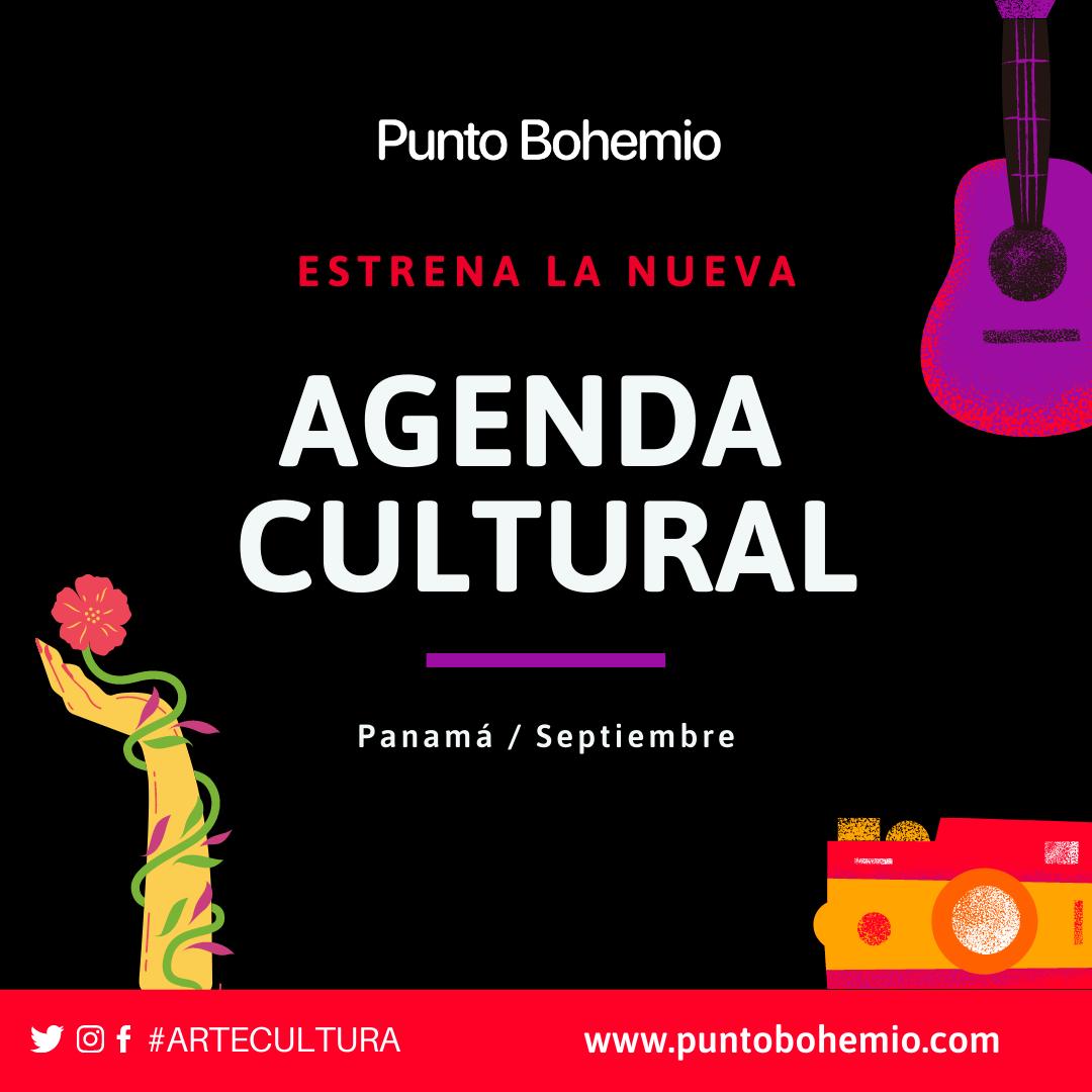 Agenda #ArteCultura Septiembre 2020