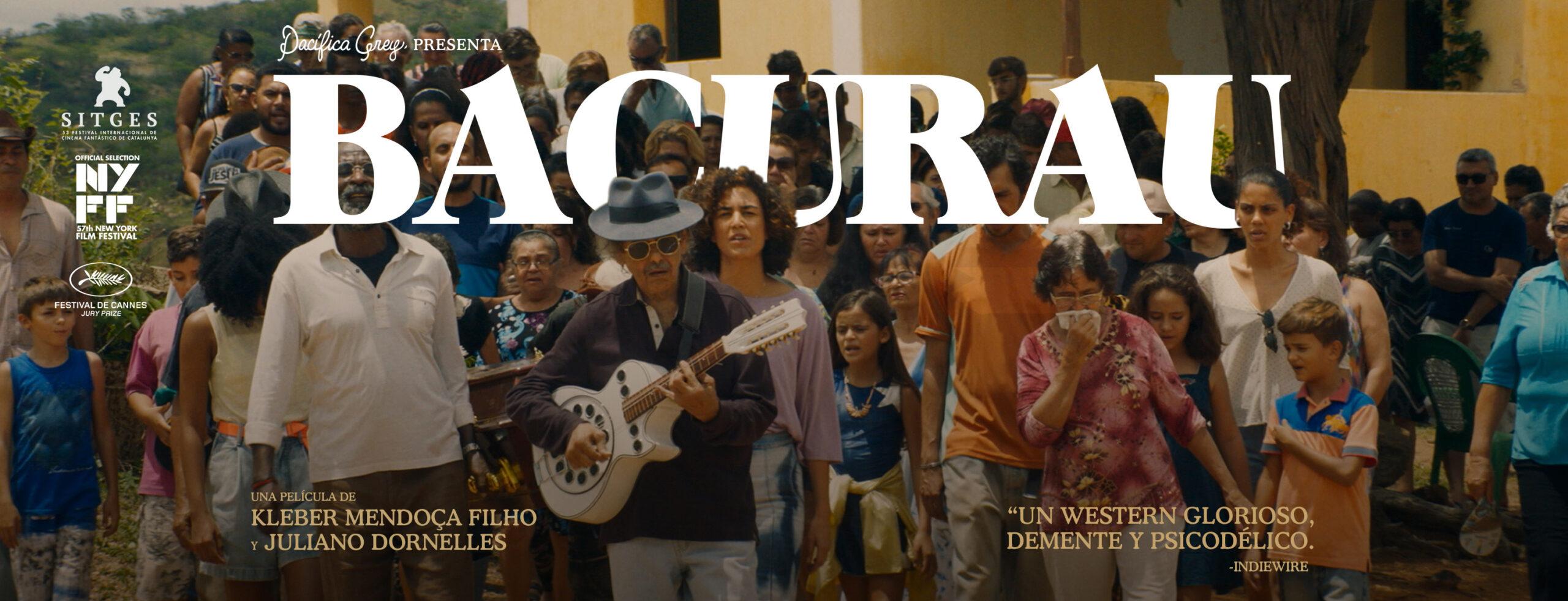 """Aclamada película """"BACURAU"""" llega a Panamá"""