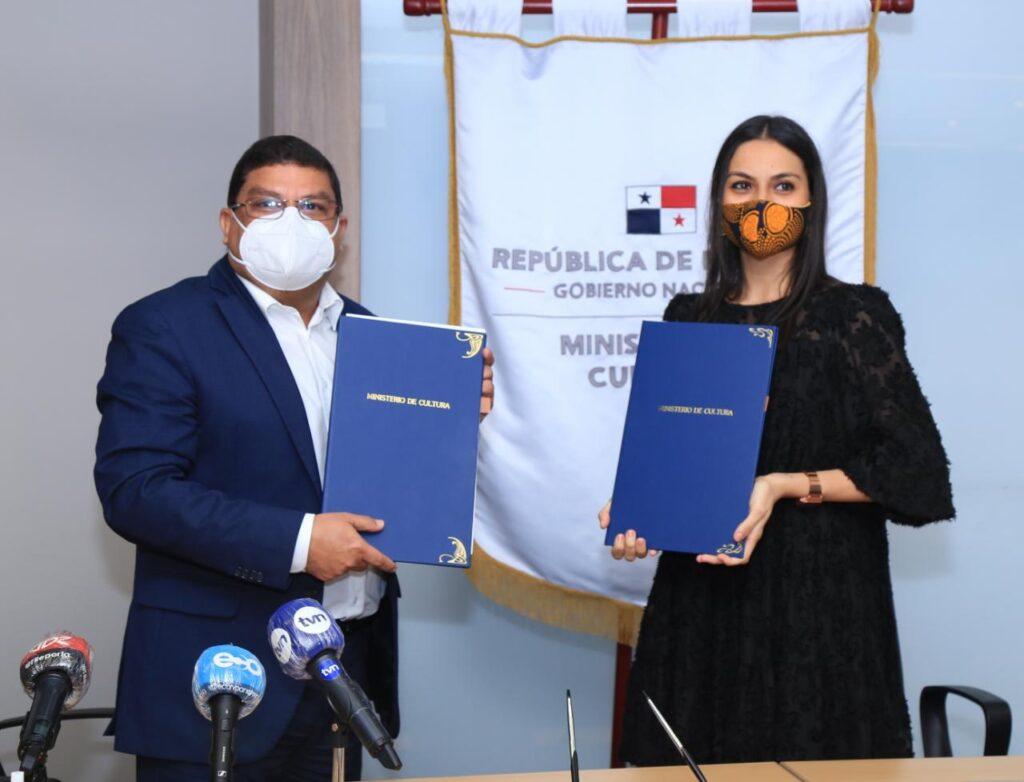 MiCultura y Festival Hayah firman convenio de formación y fomento