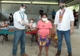 MiCultura acredita a 180 artesanos de Ipetí y Piriatí Emberá