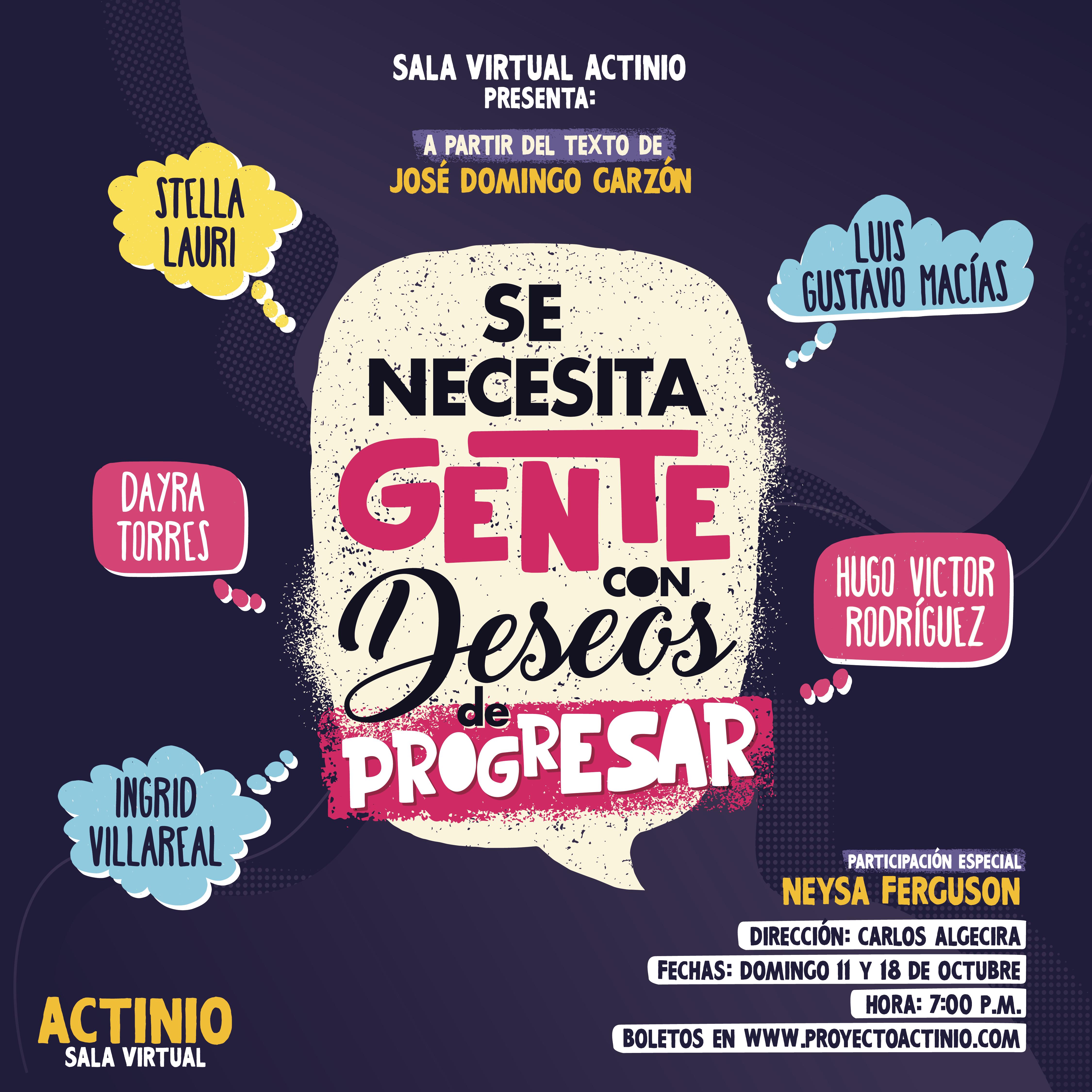 Teatro en Proyecto Actinio