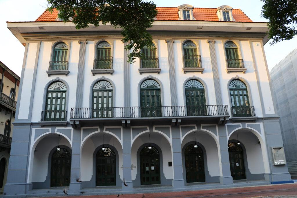 Museo del Canal: Conmemorar la historia, haciendo Patria.