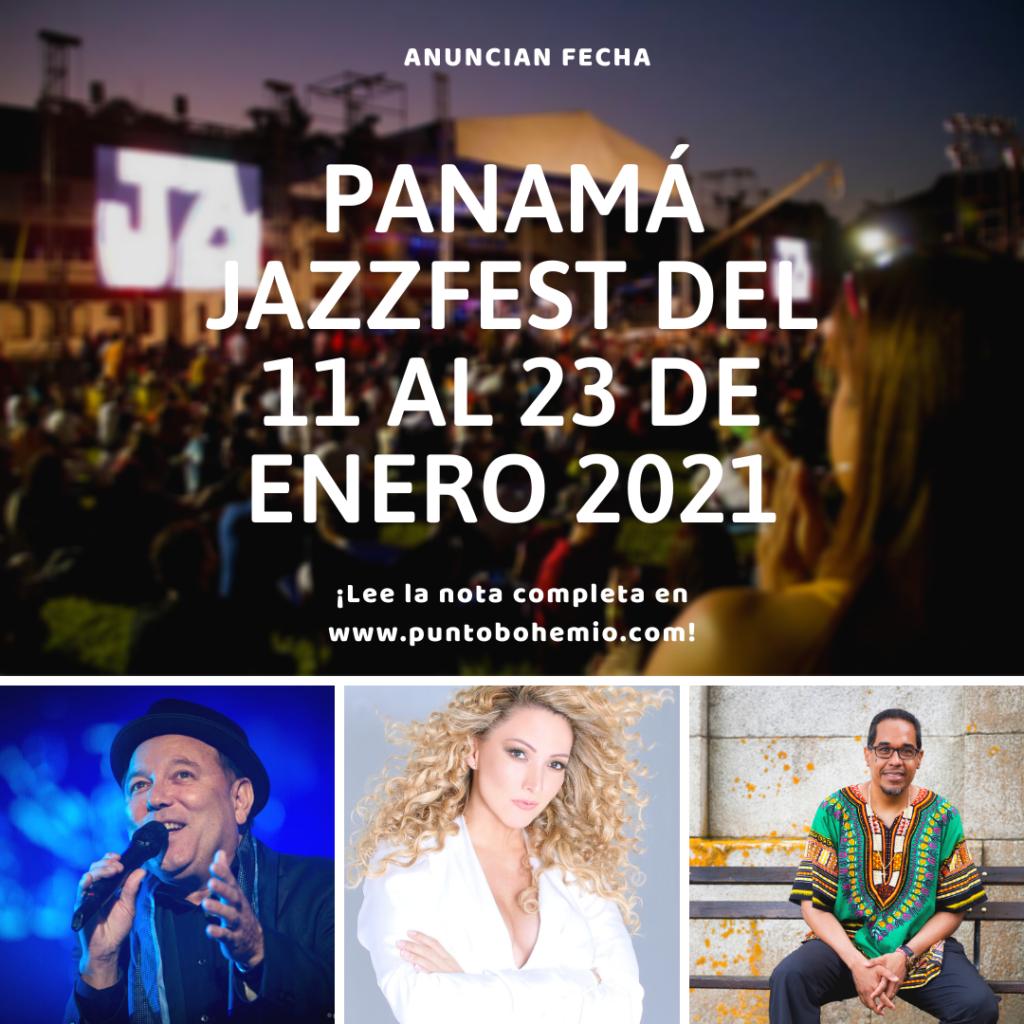 El Panama Jazz Festival sigue educando e innovando con la 18va edición, 2021.