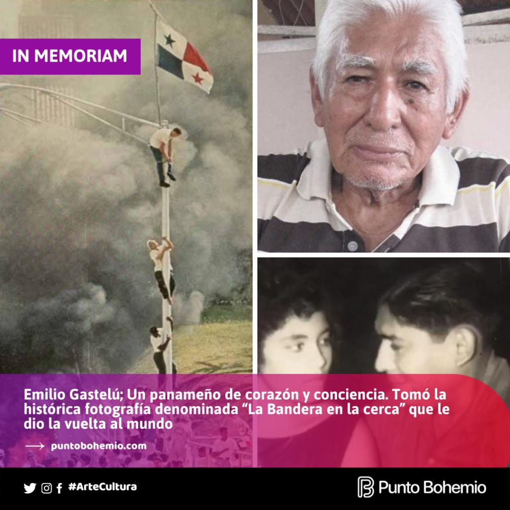 Emilio Gastelú; Un panameño de corazón y conciencia.