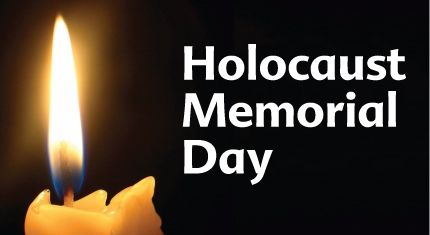 En Memoria de las Víctimas del Holocausto