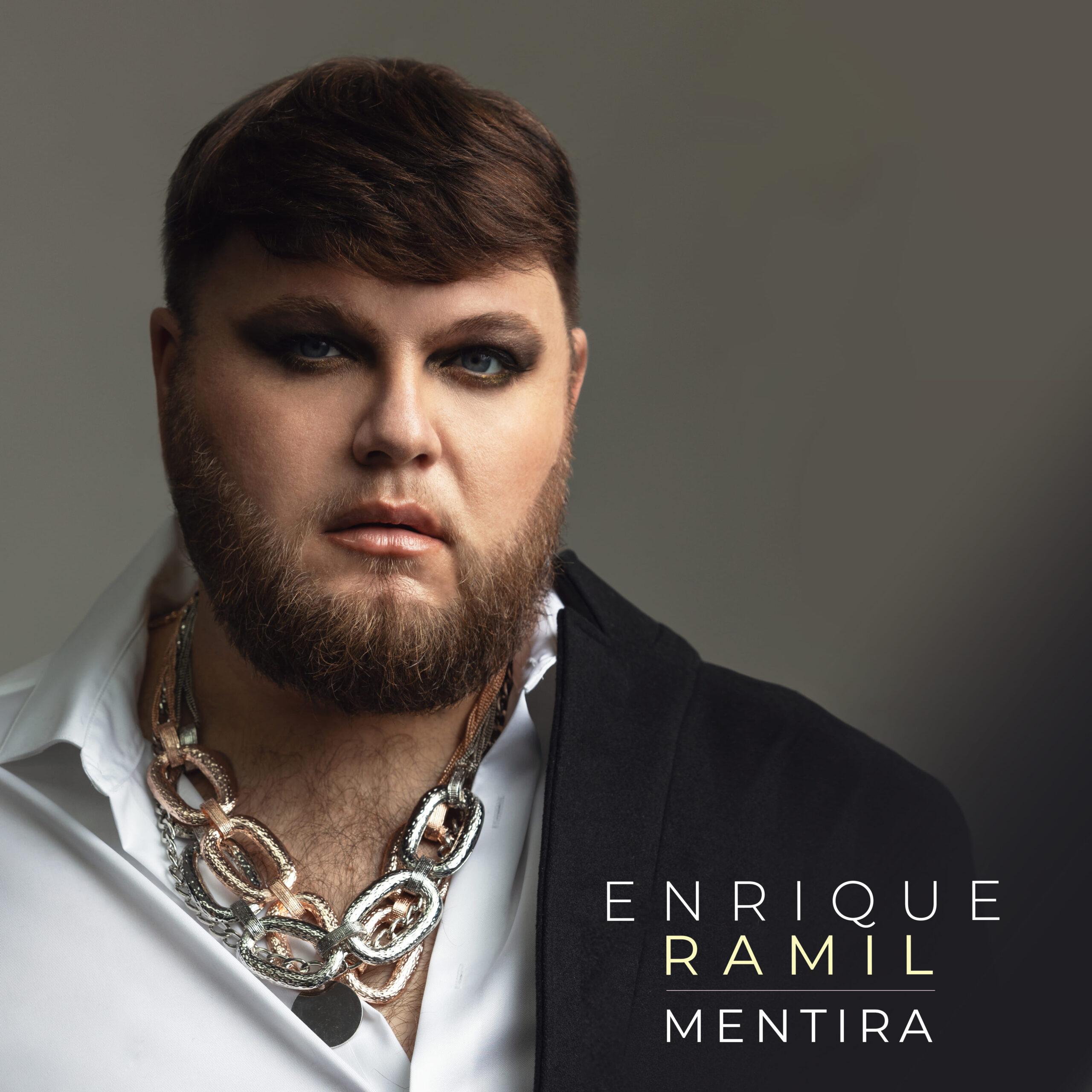 """El español Enrique Ramil presenta  """"Mentira"""""""
