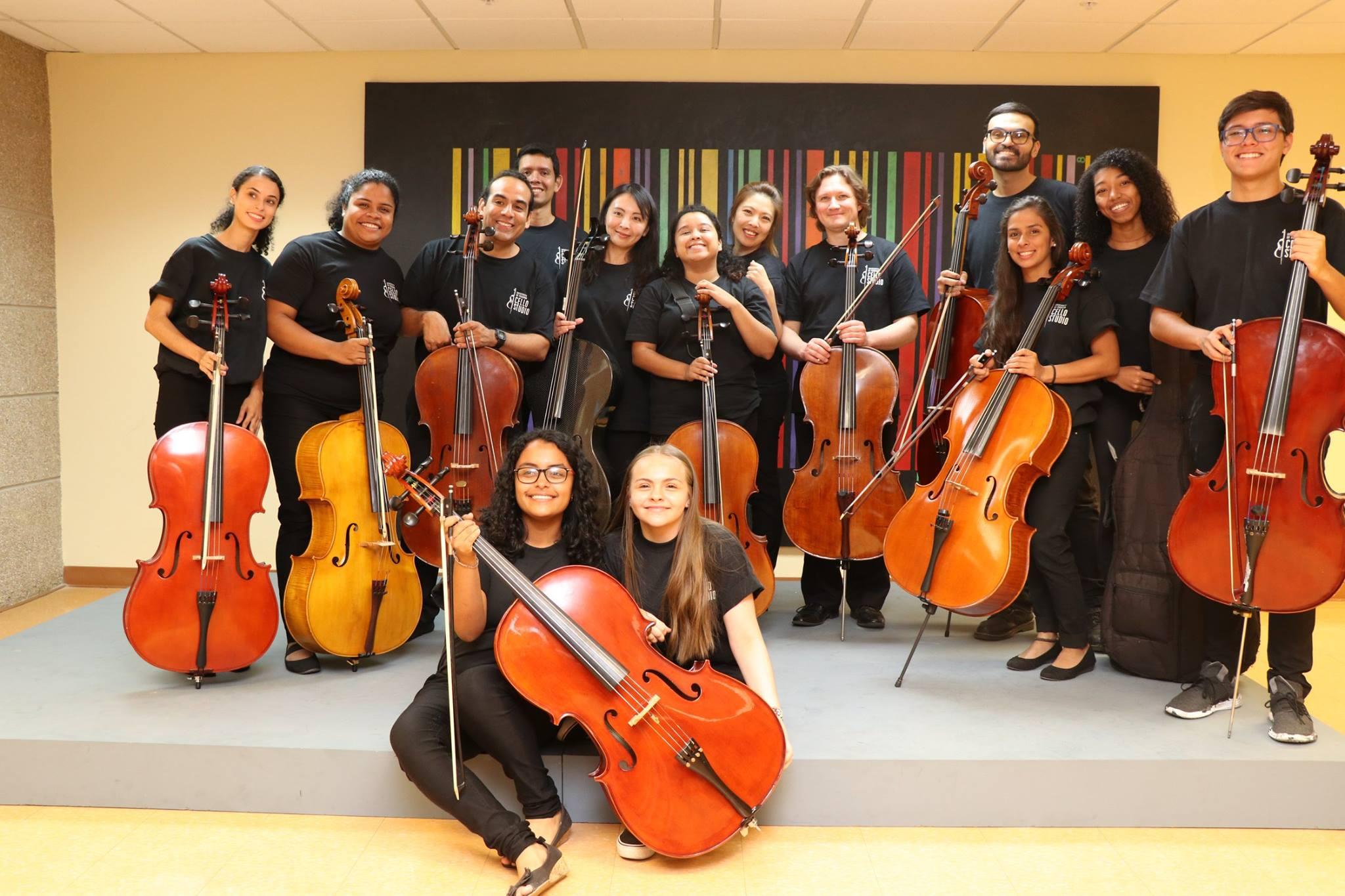 7 días de celebración del Panamá Cello Fest 2021