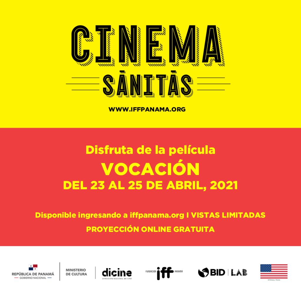 IFF Panamá anuncia segunda fase de CINEMA SĀNITĀS