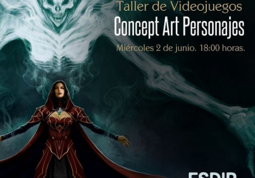 Taller de Concept Art de personajes