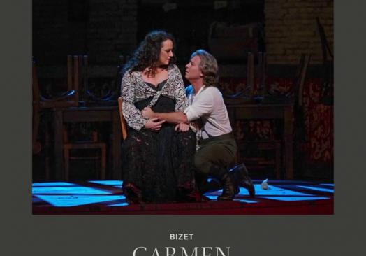 "Ópera ""Carmen"""