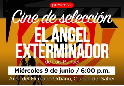 """Film """"El ángel exterminador"""""""