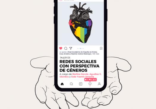 """Taller """"Redes Sociales y Géneros"""""""