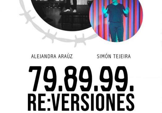 """Obra de teatro """"Re: Versiones"""""""