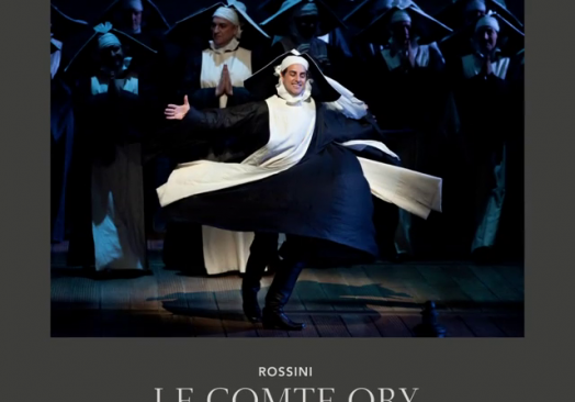 """Ópera """"El conde Ory"""""""