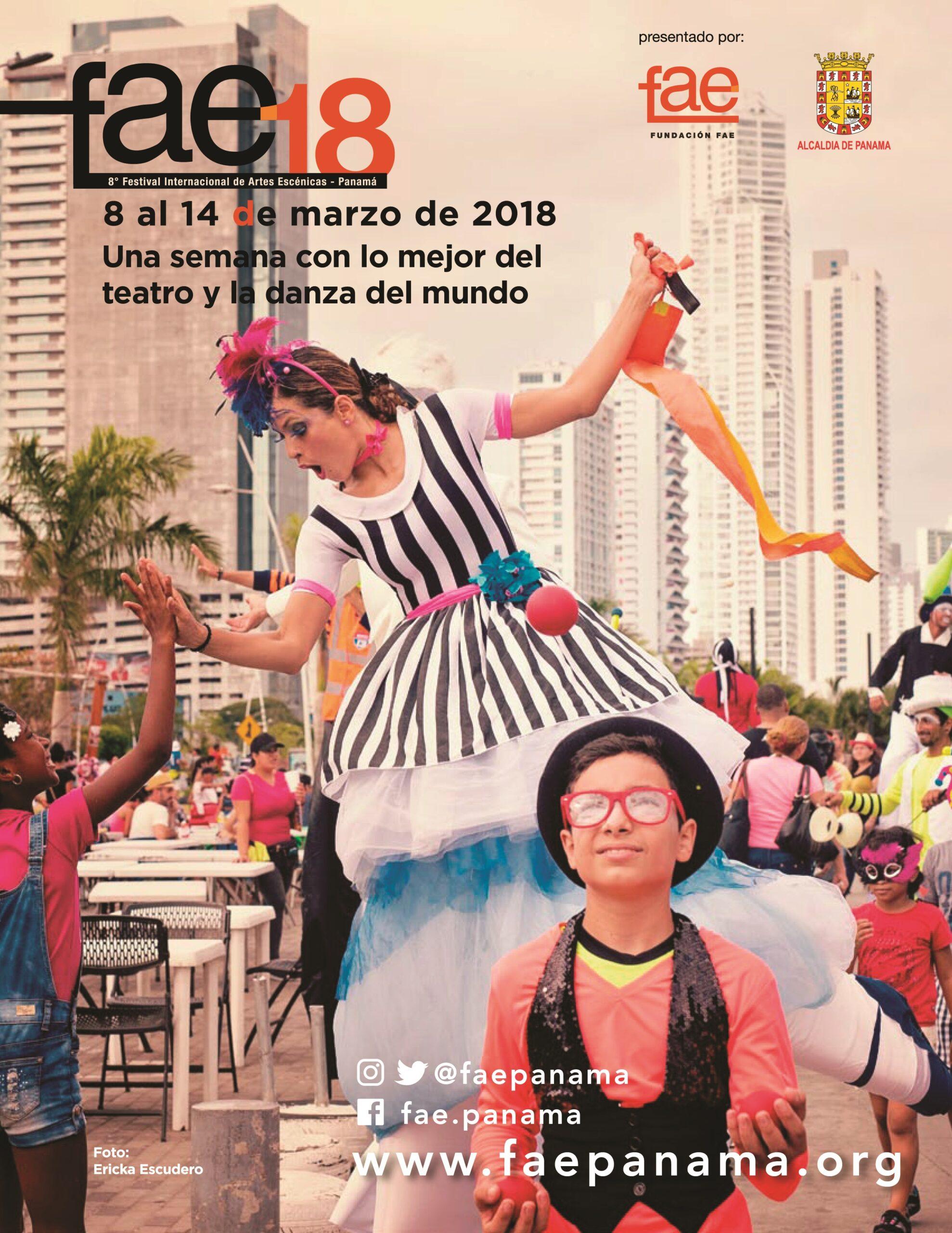 VIENE EN AGOSTO EL FESTIVAL INTERNACIONAL DE ARTES ESCÉNICAS