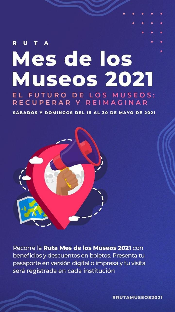 Ruta Mes de los Museos 2021