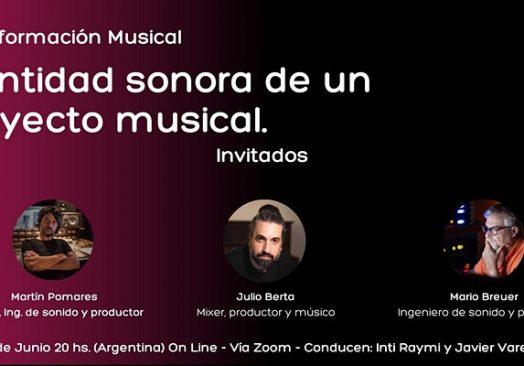 Identidad Sonora de un Proyecto Musical