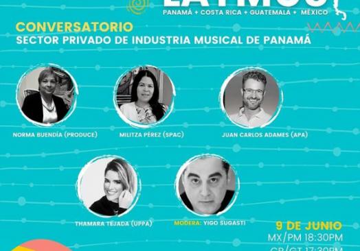 "Conversatorio ""Industria Musical de Panamá"""