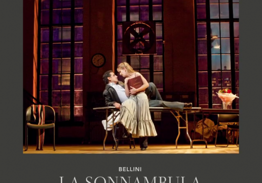 """Ópera """"La sonámbula"""""""