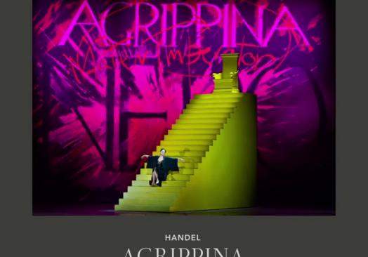 """Ópera """"Agripina"""""""