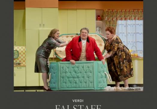 "Ópera ""Falstaff"""