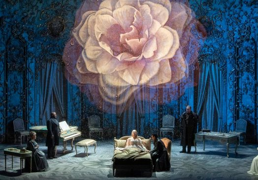 "Ópera ""La Traviata"""