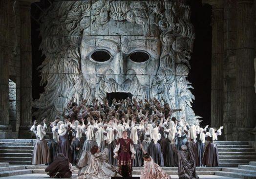 "Ópera ""Idomeneo"""
