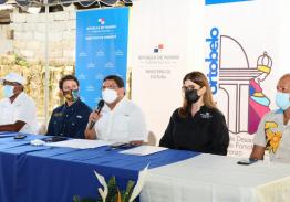 Nueva oficina de comunicaciones Conservación de Portobelo y San Lorenzo