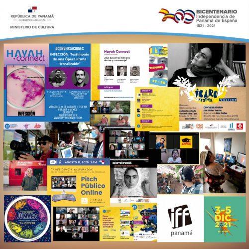 Impulso a nuevos proyectos para la industria de cine en Panamá.