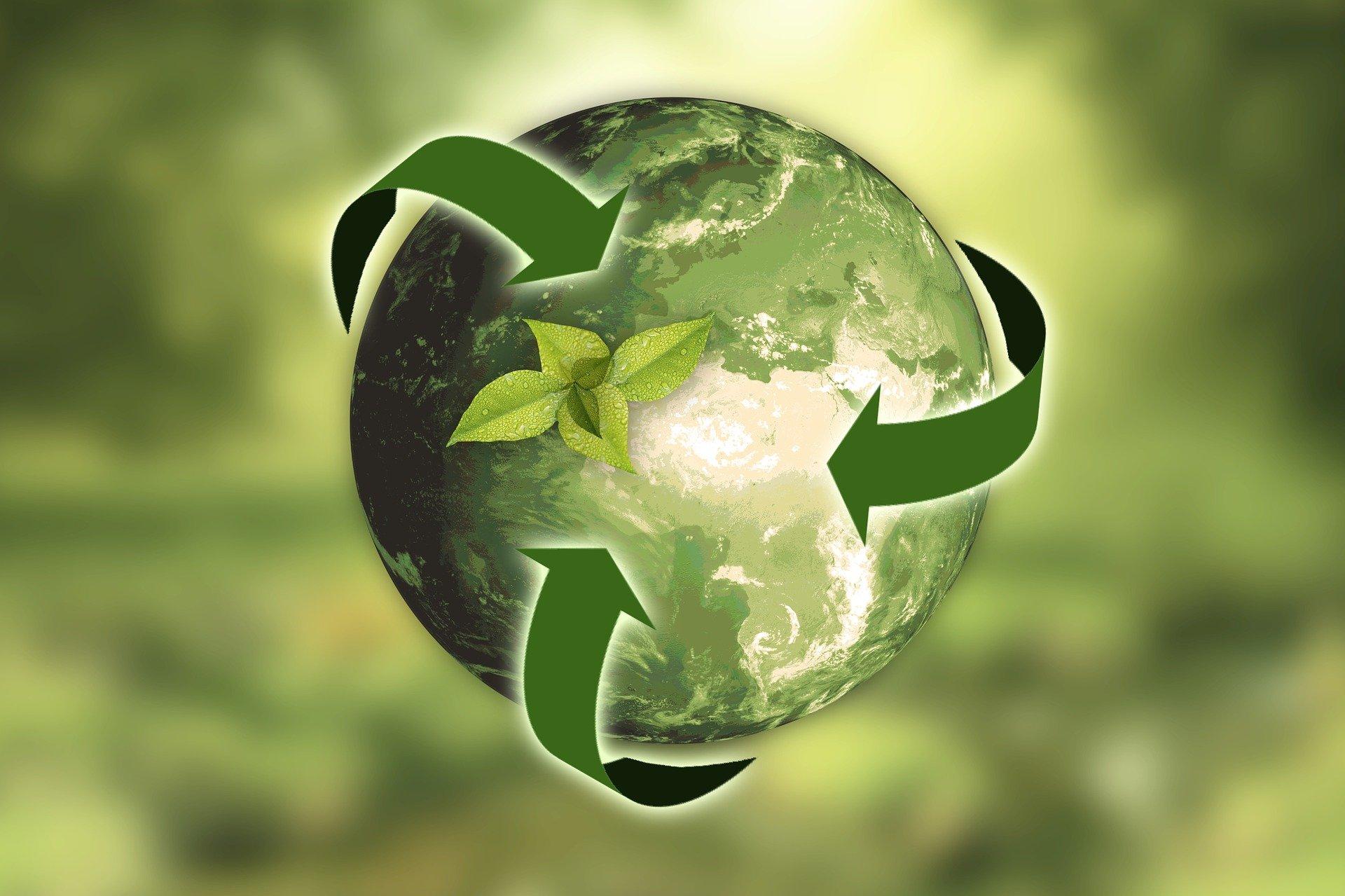 Centro de acopio de reciclaje