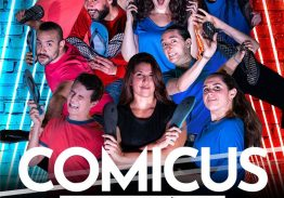 """COMICUS"" improvisación teatral"