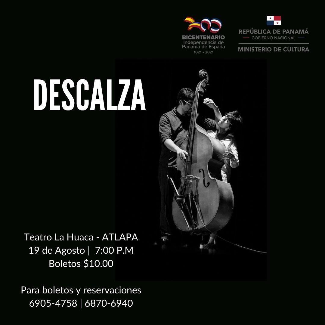 """Danza Contemporánea """"DESCALZA"""""""