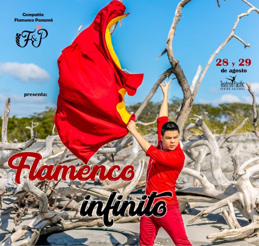 """Espectáculo de danza """"Flamenco Infinito"""""""